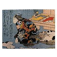 500ピース ジグソーパズル 枕辺深閏梅 パズル 木製パズル 動物 風景 絵 ピクチュアパズル Puzzle 52.2x38.5cm