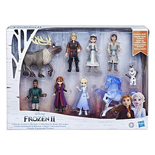 Disney La Reine des Neiges II 9 Mini Figurines