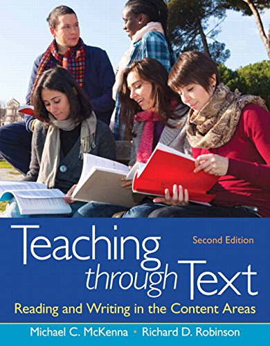 Teaching through Text: Reading and Writing in the Content Areas Plus NEW MyEducationLab with Pearson eText -- Access Card (2nd Edition)