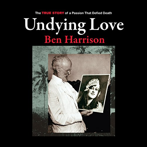 Undying Love audiobook cover art