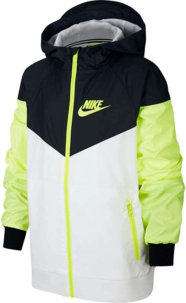 Nike Boys Sports Wear Windrunner quality assurance Phoenix Mall Hoodie 850443-106 Jacket