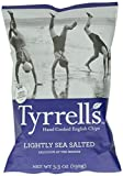 Tyrrell's Crisps, Lightly Sea Salted, 5.3 Ounce