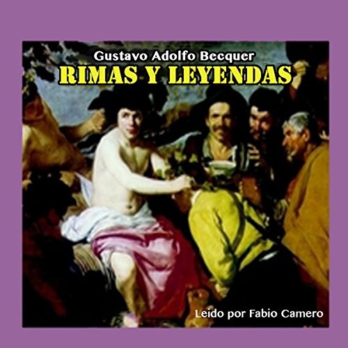 Rimas y Leyendas audiobook cover art