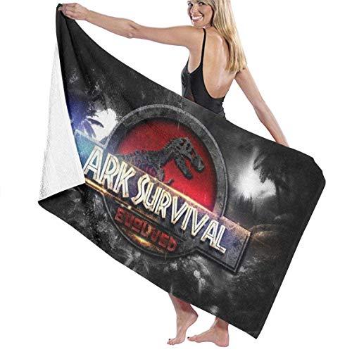 xcvgcxcvasda A-RK Supervival Evo-lved toalla de playa toalla de microfibra toalla de baño de secado rápido para viajes, natación, piscina, yoga, camping, gimnasio, deporte