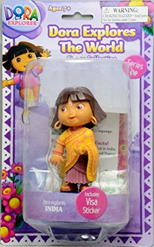 Dora the Explorer - Dora la exploradora - D0F014 - Figura