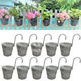 Fence Planters for Outdoors