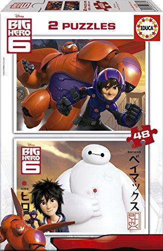 Puzzles  big hero 6