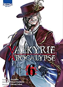 Valkyrie Apocalypse Edition simple Tome 6