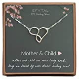EFYTAL Mom Gifts, 925 Sterling Silver...