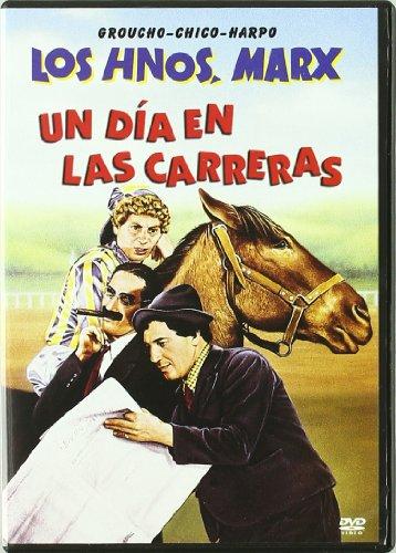 Un Dia En Las Carreras [DVD]
