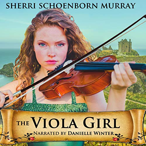The Viola Girl  By  cover art
