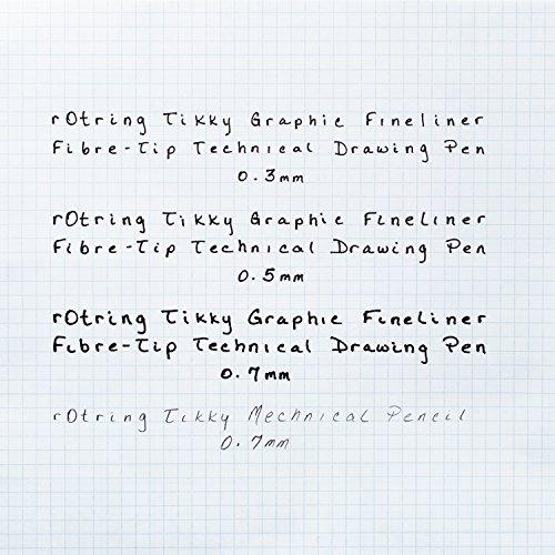 Rotring(ロットリング)『ティッキーグラフィック(1904753)』