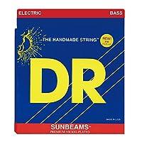 DR SUNBEAMS DR-NMR45 Medium エレキベース弦×2セット