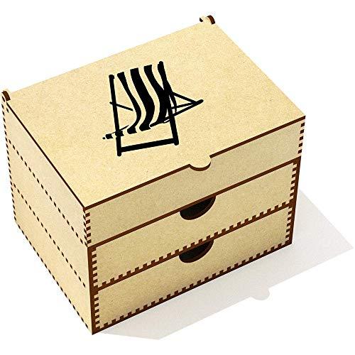 Azeeda 'Chaise Longue' Boîte de Maquillage (VC00012936)