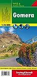 Gomera, Wanderkarte 1:35.000: wandelkaarten 1:35 000 (freytag & berndt Wander-Rad-Freizeitkarten)