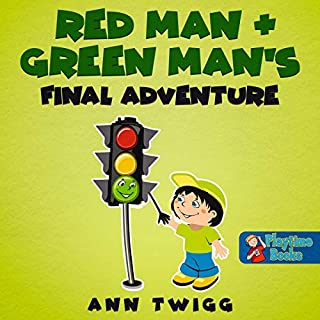Red Man and Green Man's Final Adventure     Wonderful Story for Young Children              By:                                                                                                                                 Ann Twigg                               Narrated by:                                                                                                                                 Ann Twigg                      Length: 27 mins     2 ratings     Overall 5.0