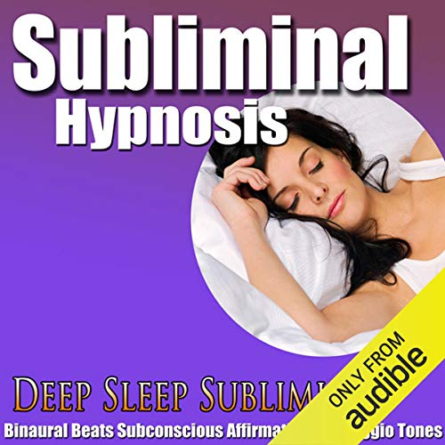 Deep Sleep Subliminal Hypnosis cover art