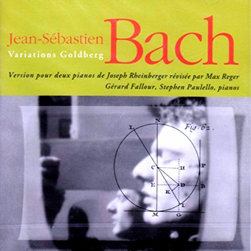 Golberg Variations, BWV 988: Variatio 3 - Canone All'unisuono (Arr. By J. Rheinberger & Max Reger)
