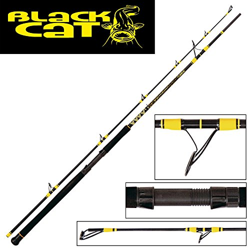 Black Cat Passion PRO DX Boat Spin - Canna da Pesca, Misura Unica