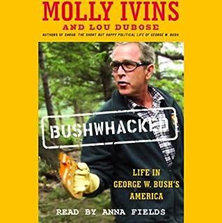 Bushwhacked audiobook cover art