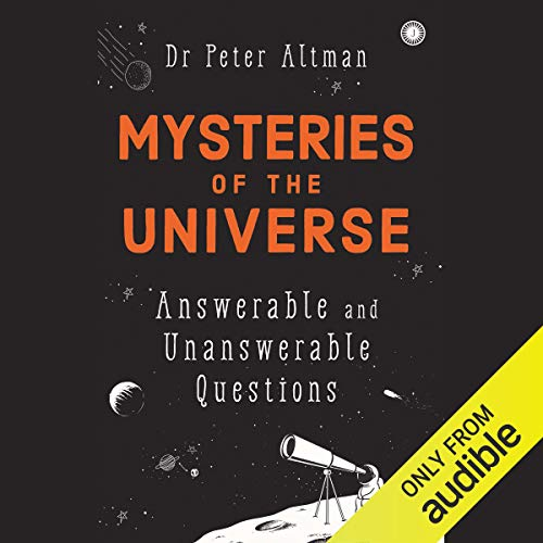 Mysteries of the Universe cover art