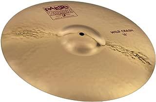 Paiste 2002 Wild Crash Cymbal 18 in.