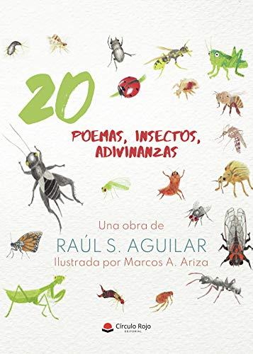 20 poemas, insectos, adivinanzas