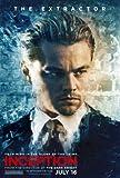 INCEPTION – Leonardo DiCaprio – US Imported Movie Wall