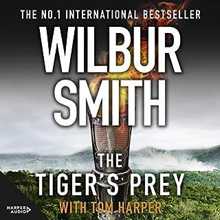The Tiger's Prey cover art