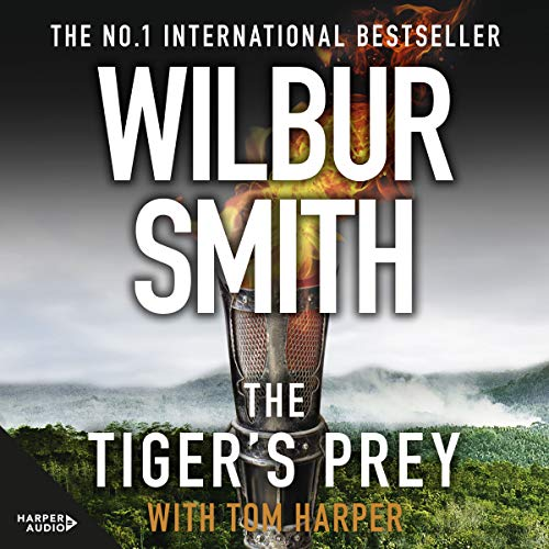 The Tiger's Prey cover art
