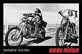 1art1 48890 Easy Rider - Dennis Hopper, Peter Fonda Poster