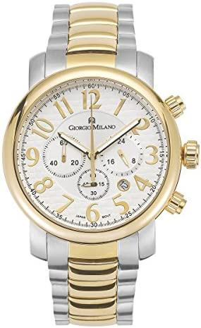 Giorgio Milano Luxury Watches for Women Giovanna Chronograph Ladies Watch with 44 MM Case Japanese product image