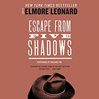Escape from Five Shadows cover art