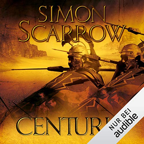Centurio audiobook cover art