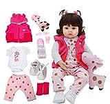 Pronta Entrega, Envio direto do Brasil  As bonecas neste anúncio são 100% de silicone. Pode dar banho.  Boneca realista com selo INMETRO CE-BRI/INNAC - 00152-03A NM300/2002  Material ecológico seguro, puro, muito macio, confortável, macio, real ao...