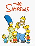 14inch x 19inch/35cm x 47cm The Simpsons Season 27 Silk Poster