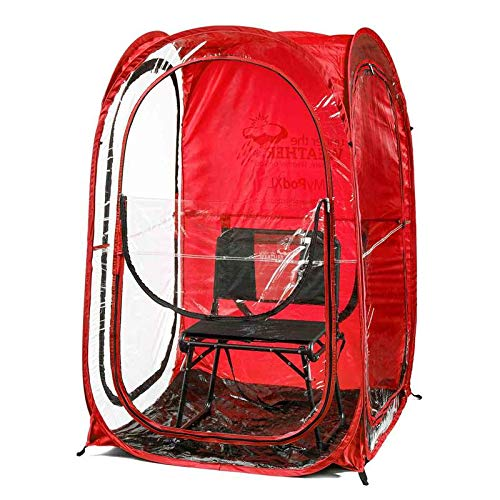 InstaPod Under The Weather Tent XL ~ Red