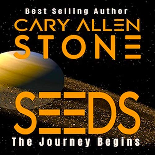 SEEDS: The Journey Begins audiobook cover art