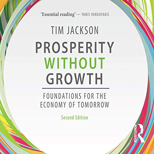 Prosperity Without Growth  By  cover art