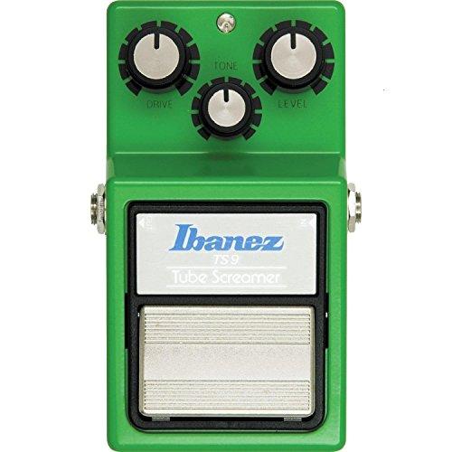 Ibanez TS9 - Pedal de overdrive para guitarra