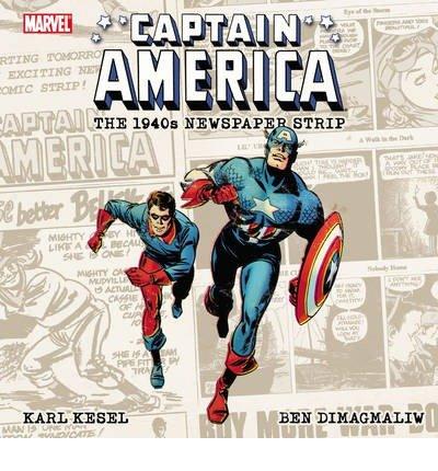 [(Captain America 1940s Daily Strip )] [Author: Karl Kesel] [Dec-2010]