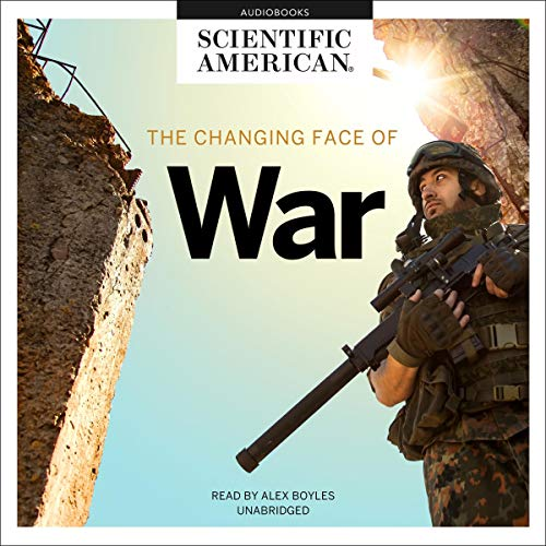 The Changing Face of War cover art