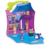 Vampirina Playset Mallette pension multicolore - Bandai Spain 78295  - Version Espagnole
