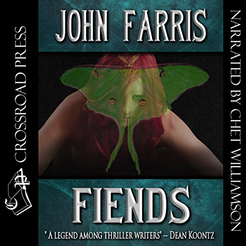 Fiends audiobook cover art