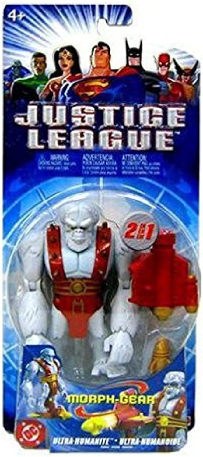 Justice League Ultra Humanite Action Figure by Mattel