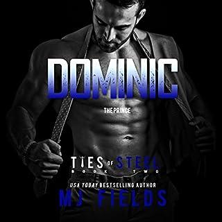Dominic audiobook cover art