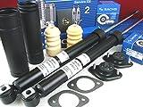 Sachs Kit StoàŸdämpfer + Staubschutz + Domlager Set hinten 3er E36 E46 556882