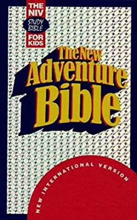 The New Adventure Bible: The NIV Study Bible For Kids by Richards Lawrence O (1994-08-05)