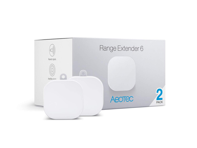 Aeotec Range Extender Z Wave Repeater