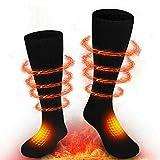 GCARTOUR Heated Socks Gloves Battery Operated...
